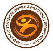 super-speciality-paediatric-hospital-post-graduate-teaching-logo